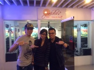 Good times w/ Ejercito and Alodia Gosiengfiao | Best massage over at Spaholics