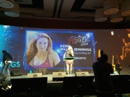 Honoring Kerri Walsh, Olympic Volleyball Gold Medalist