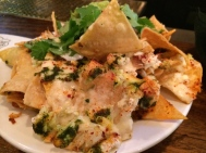 Crab nachos | Some Random Bar